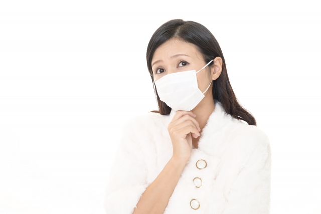 マスク装着時、口臭が気になりやすくなる理由について